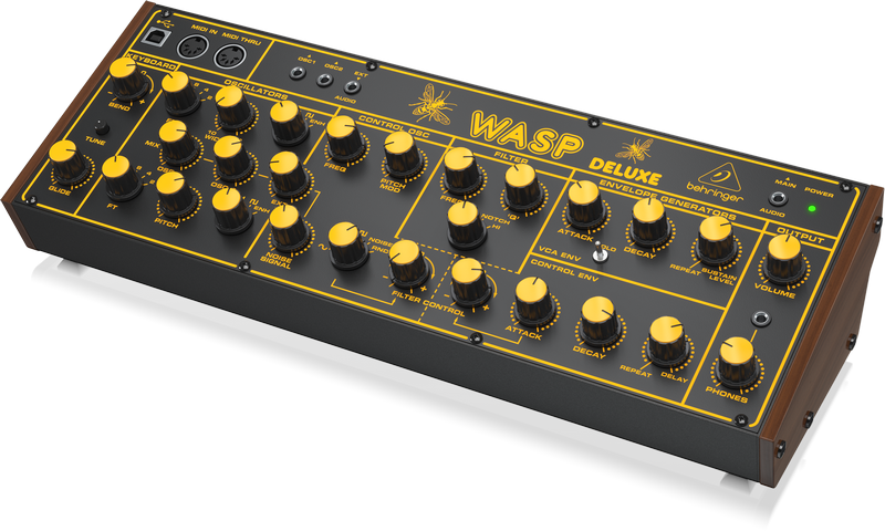 Behringer WASP DELUXE - Synthesiseur analogique