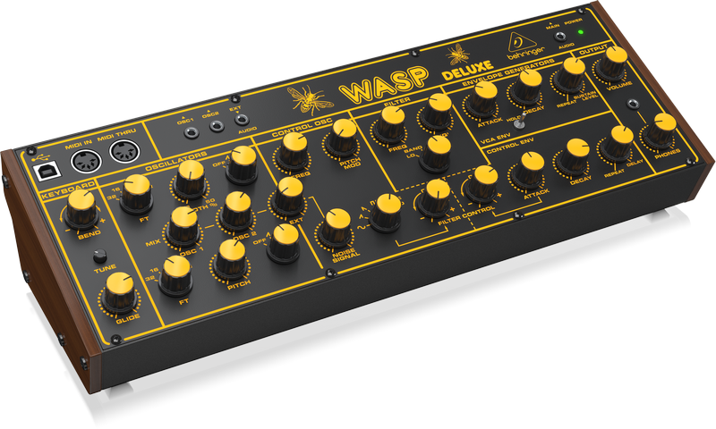 Behringer WASP DELUXE - Analoge Synthesizer