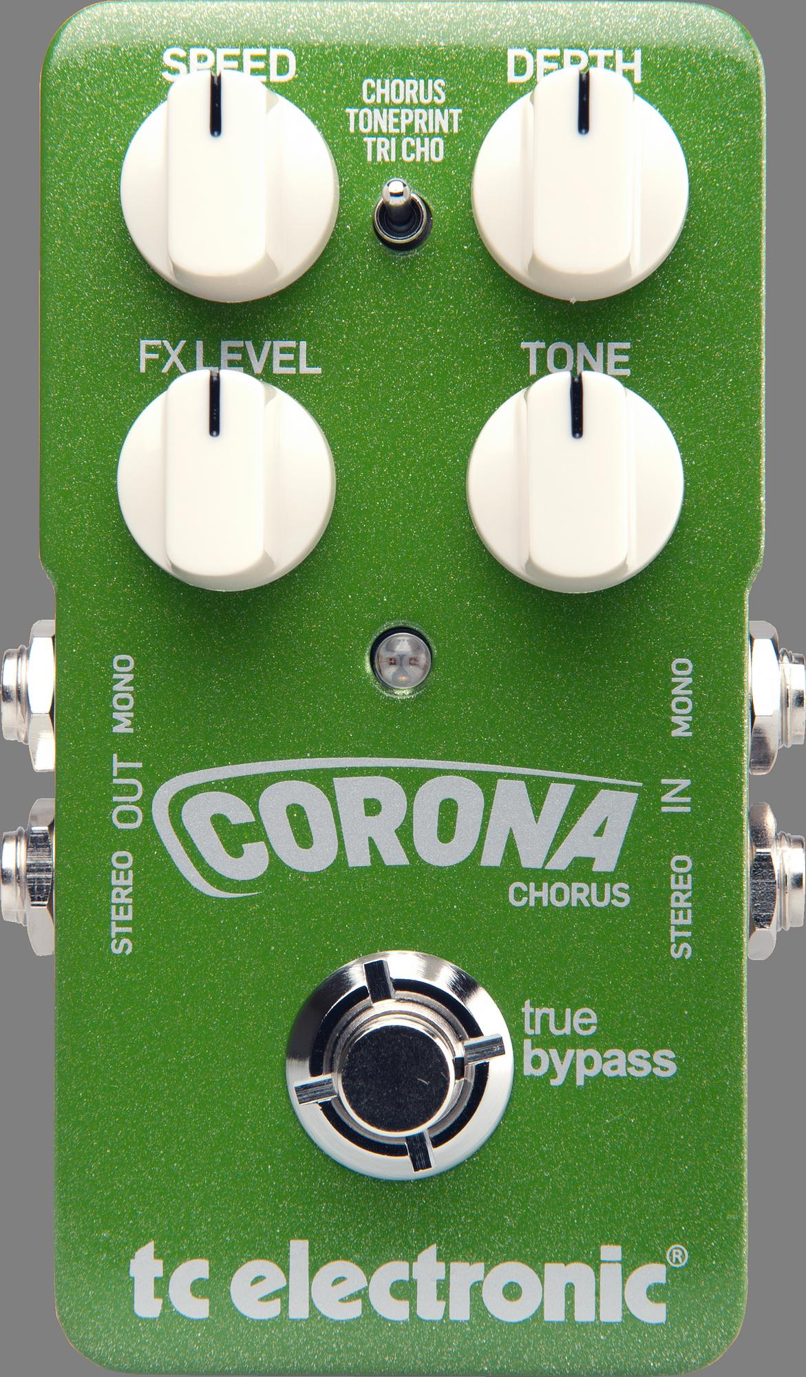 TC-Electronic Corona Chorus - Stompbox