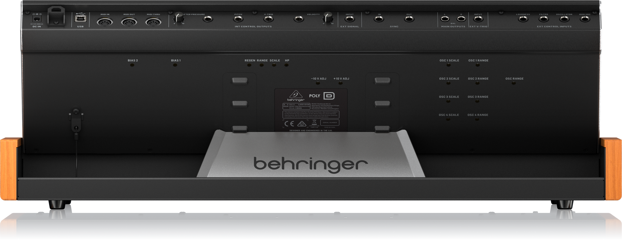 Behringer POLY D - Synthesizer
