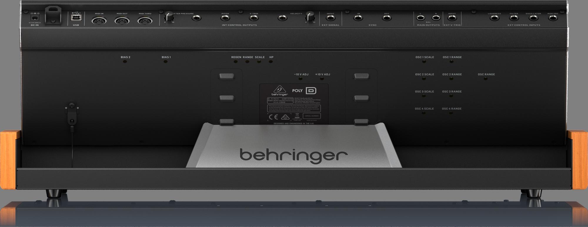 Behringer POLY D - Synthétiseur