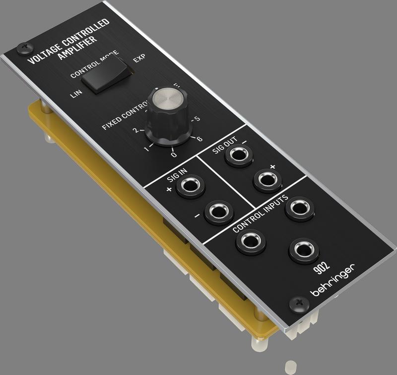 Behringer 902 VOLTAGE CONTROLLED AMPLIFIER - Module