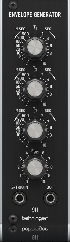 Behringer 911 ENVELOPE GENERATOR - Module