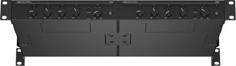 Lab Gruppen Lab.Gruppen CM41 Commercial Mixer with 4 Inputs and 1 Output