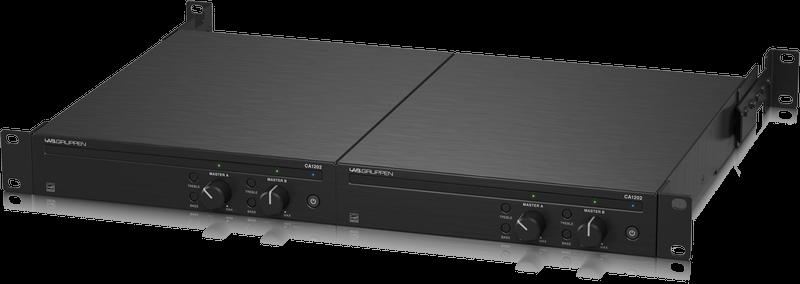 Lab Gruppen Lab.Gruppen CA1202 2 x 120 Watt Commercial Amplifier