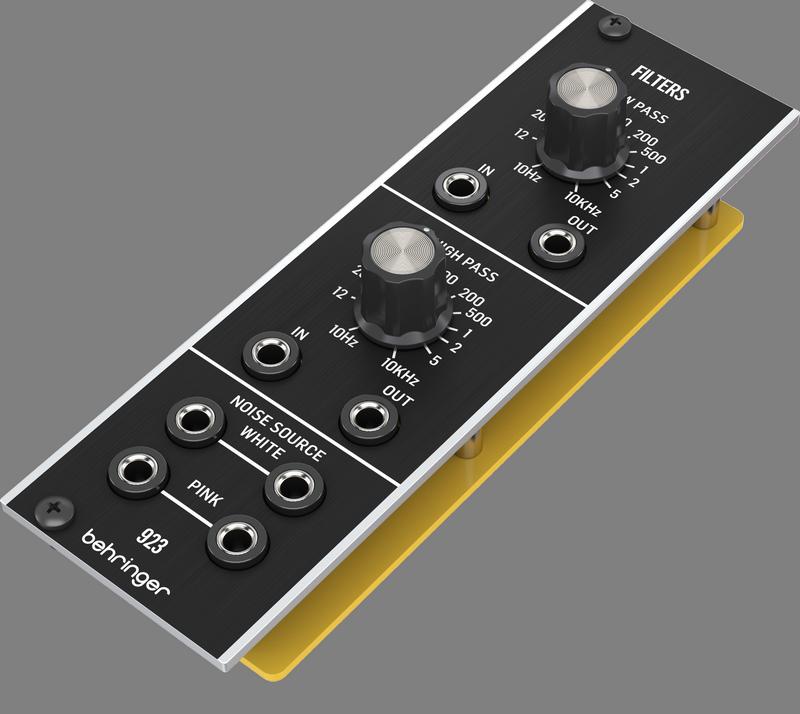 Behringer 923 FILTERS - Module