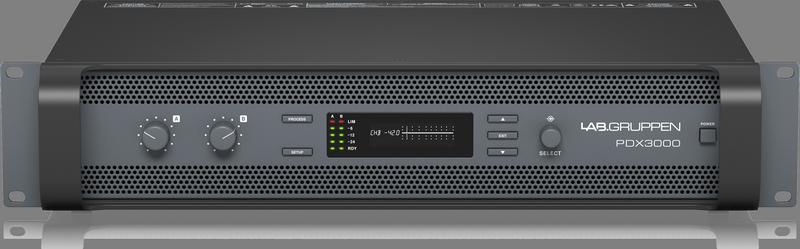 Lab Gruppen PDX3000 Verstärker