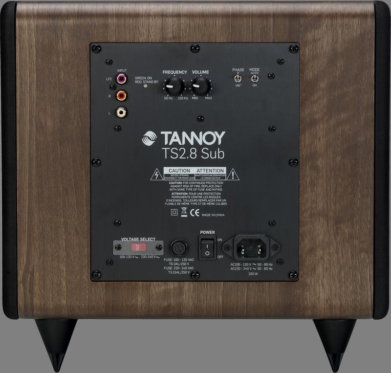 Tannoy  TS2.8-WA Subwoofer