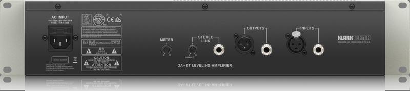 Klark Teknik 2A-KT - Compresseur