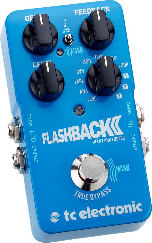 TC-Electronic FLASHBACK 2 DELAY