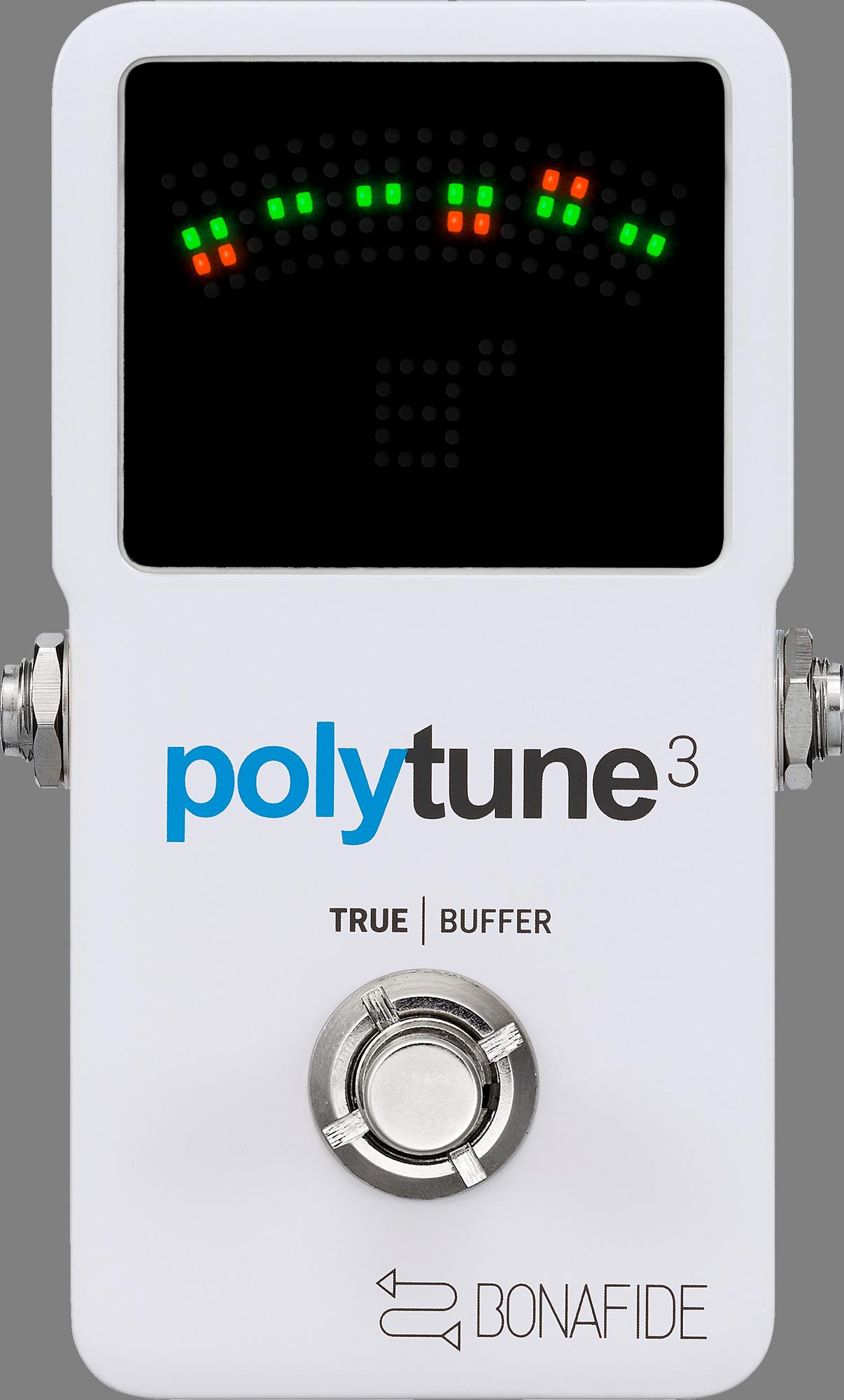 TC-Electronic PolyTune 3 - Accordeur