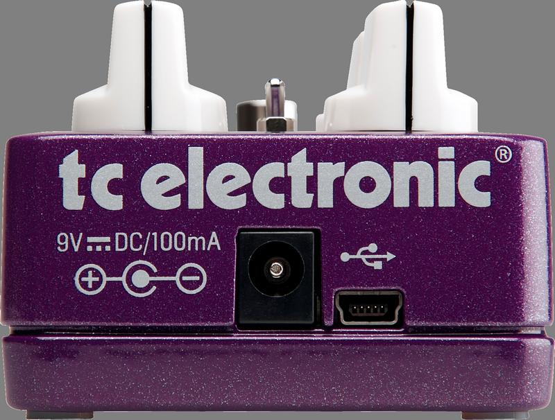 TC-Electronic Vortex Flanger - Stompbox
