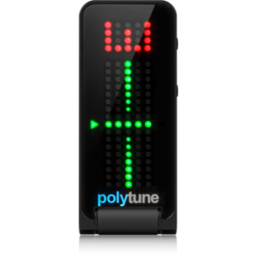 TC-Electronic PolyTune Clip Black