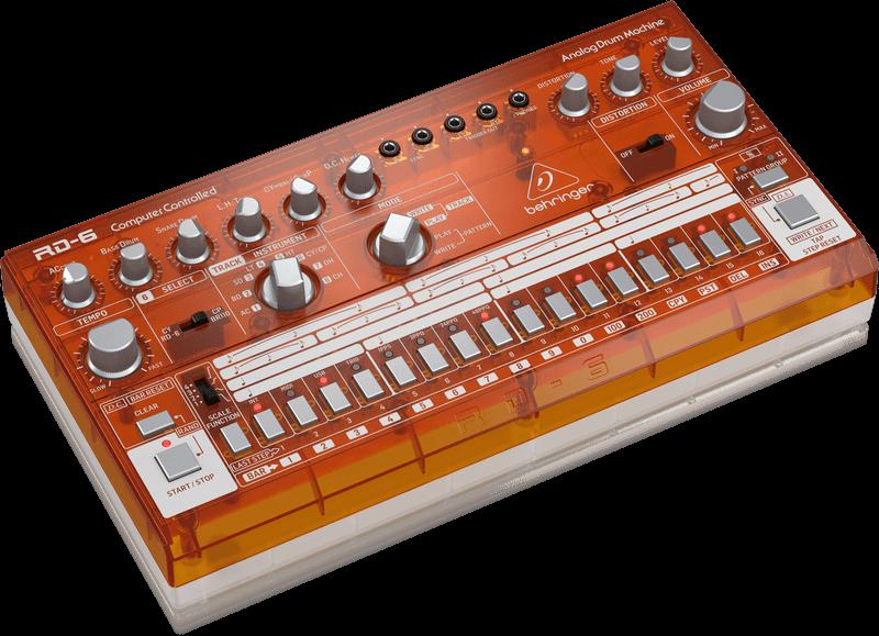 Behringer Behringer RD-6-TG Analog Drum Machine