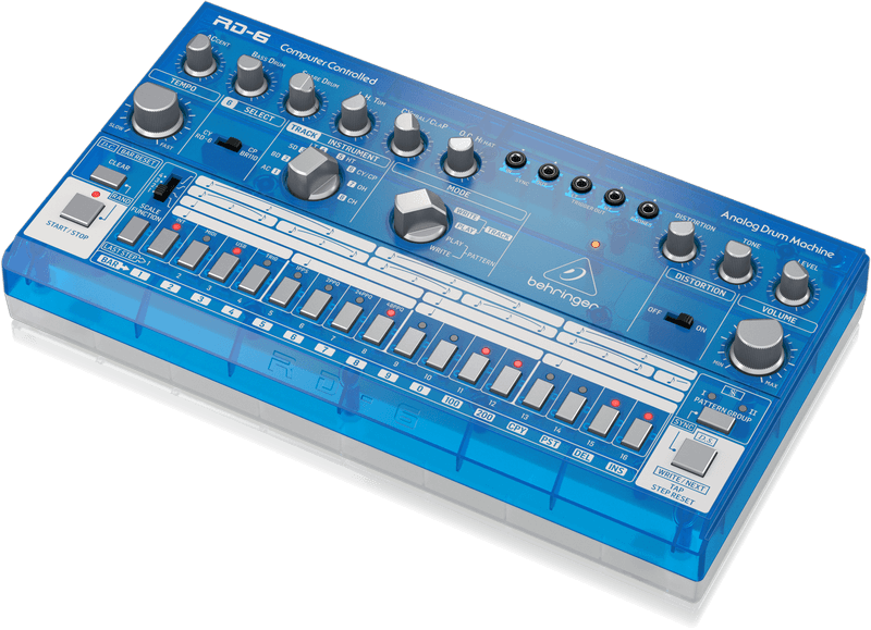 Behringer Behringer RD-6-BB Analog Drum Machine