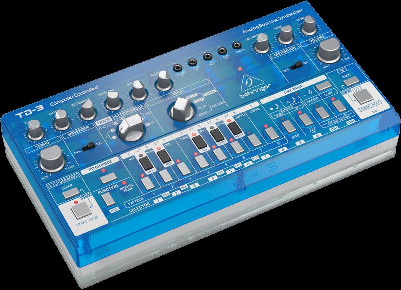 Behringer TD-3-BB - Analoge Synthesizer