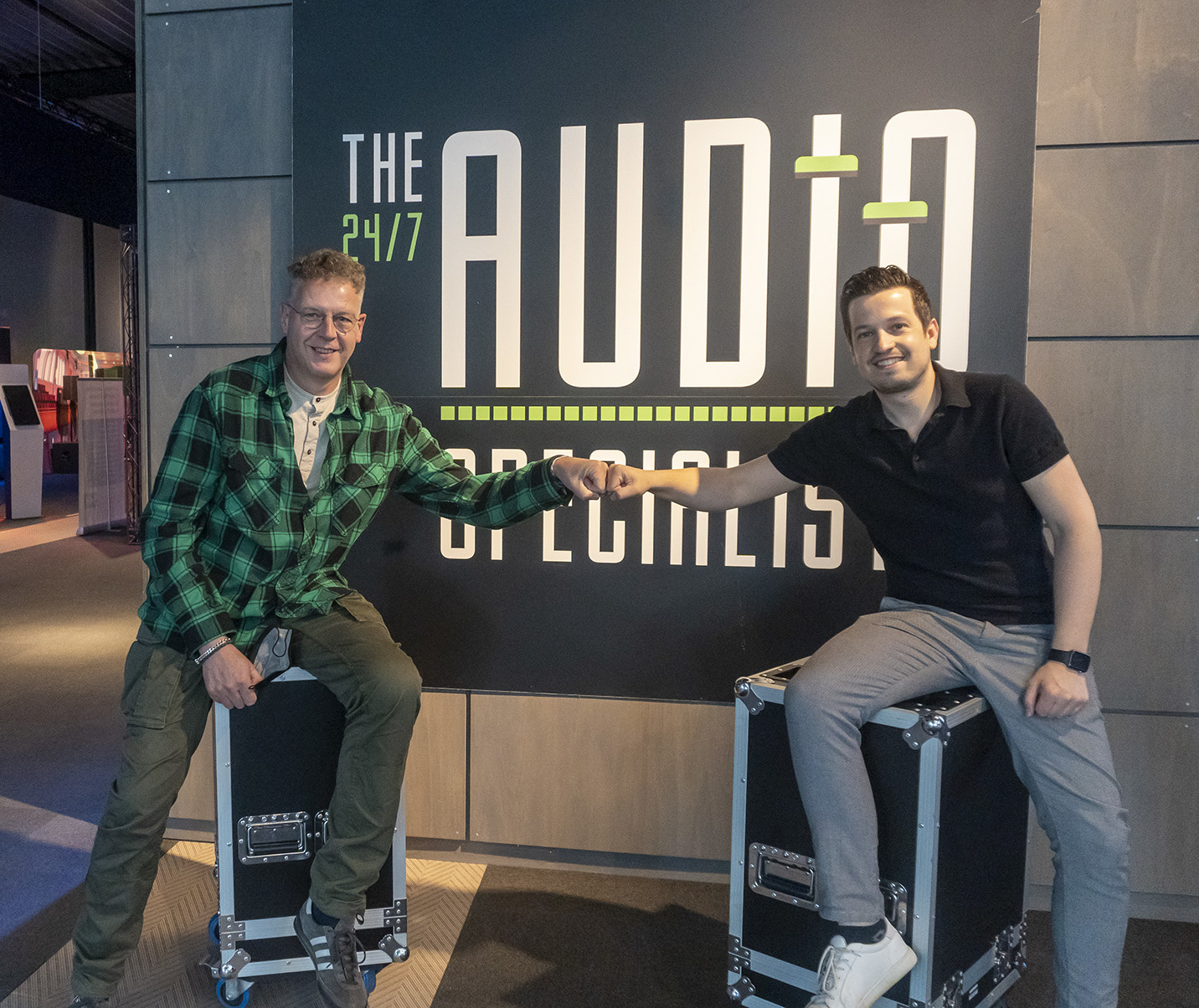 New Owner The Audio Specialists