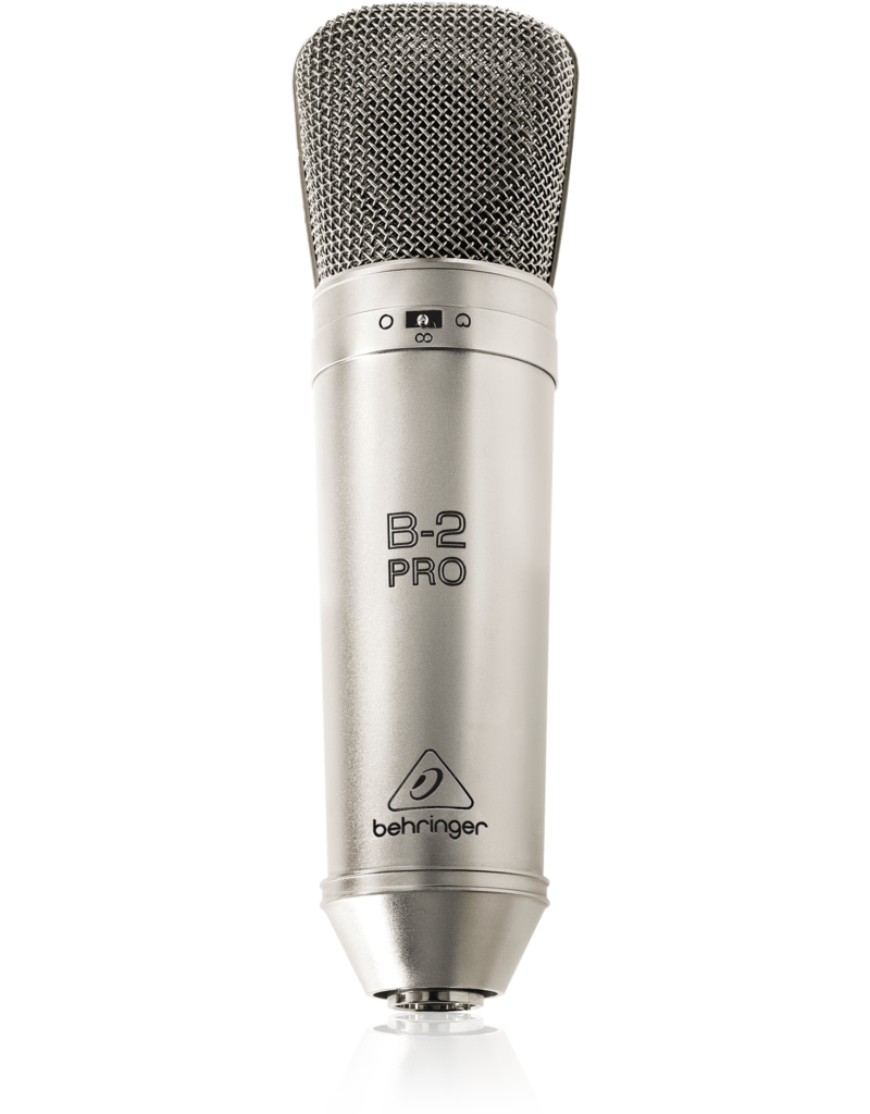 Behringer B2 Pro - microfoni a condensatore entry level