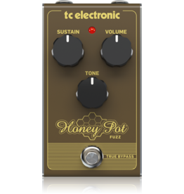 TC-Electronic HONEY POT FUZZ