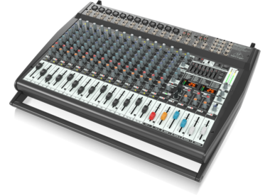 Consoles with Power Amp