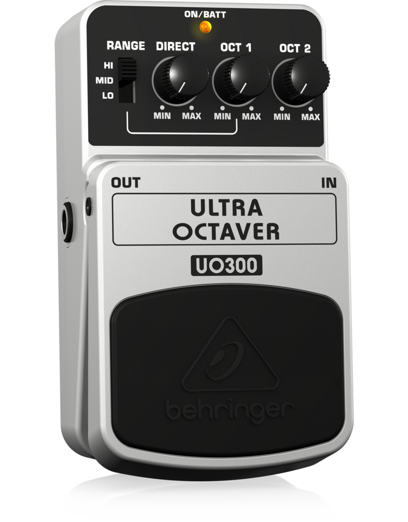 Behringer UO300 - Stompbox