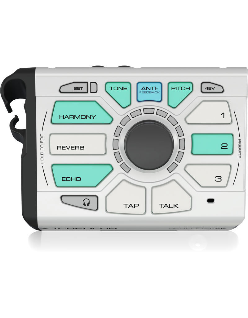 TC Helicon PERFORM-VK Vocal & Microphone Effect processor