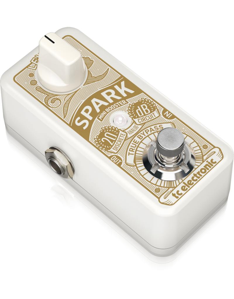 TC-Electronic SPARK MINI BOOSTER - Stompbox