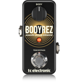 TC-Electronic BODYREZ ACOUSTIC PICKUP ENHANCER