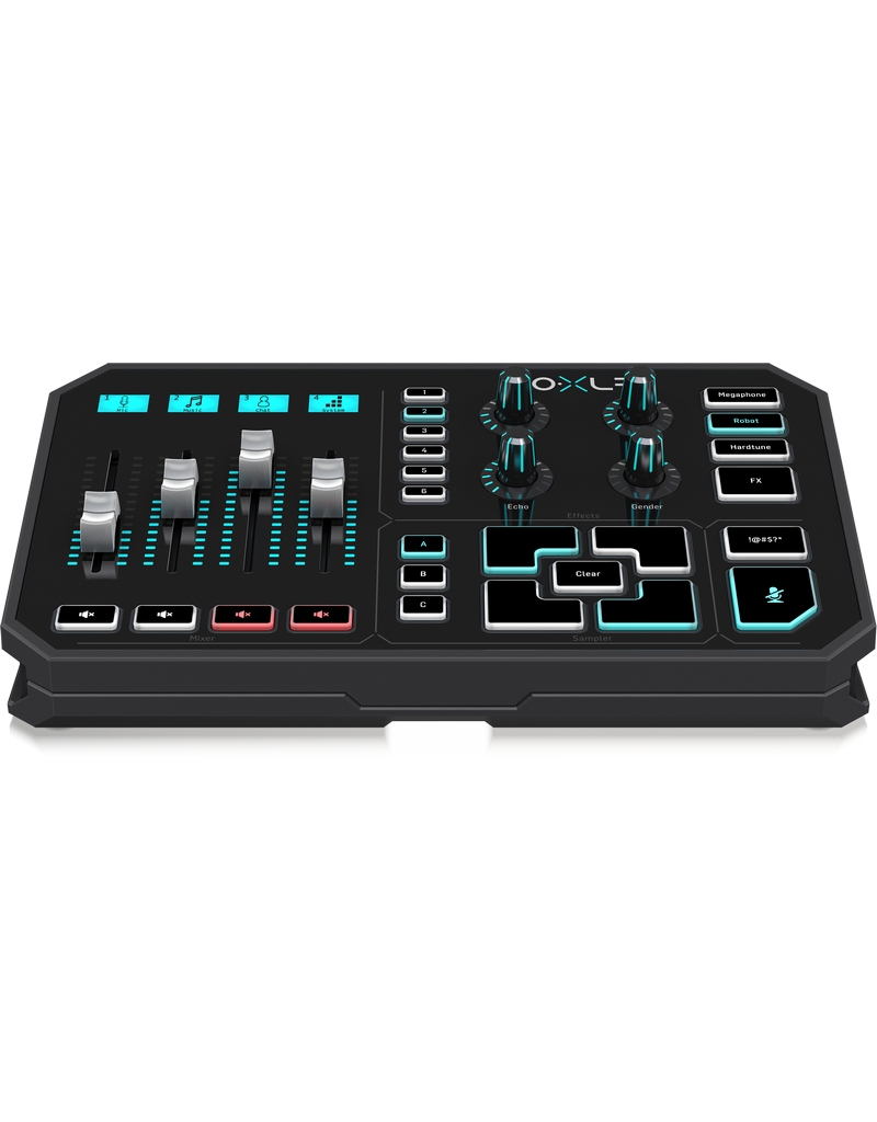 TC Helicon GO XLR - STREAM AUDIO CONTROLLER