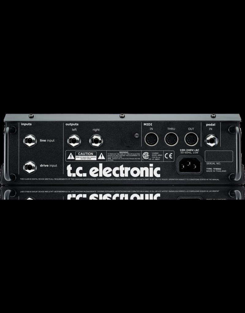 TC-Electronic NOVA SYSTEM - Multi-effect pedal