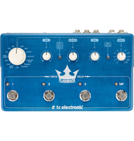 TC-Electronic FLASHBACK TRIPLE DELAY