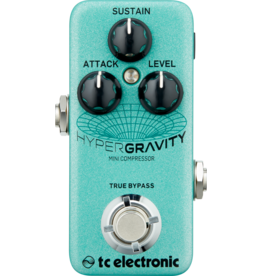 TC-Electronic Hypergravity Mini Compressor