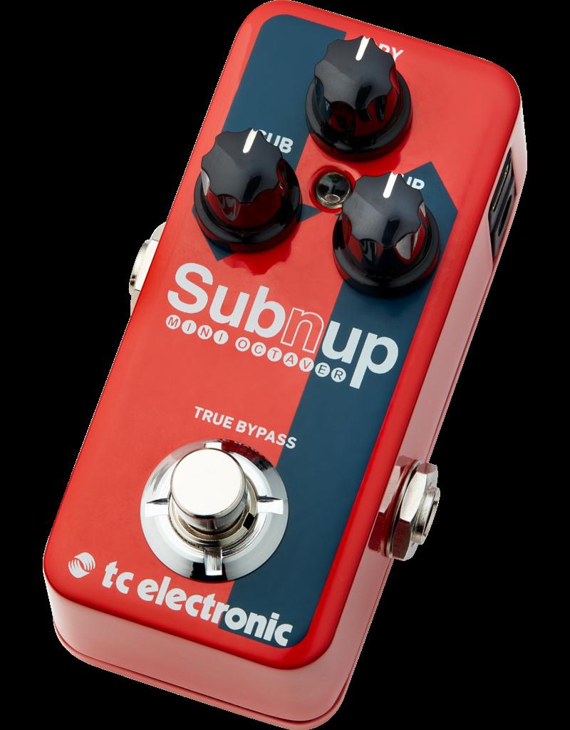 TC-Electronic Sub'n'Up Mini Octaver - Stompbox