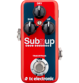 TC-Electronic Sub'n'Up Mini Octaver