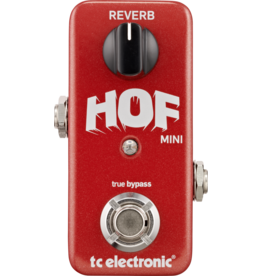 TC-Electronic HOF Mini Reverb