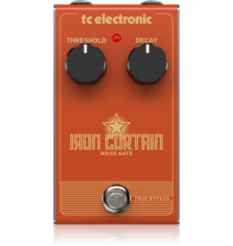 TC-Electronic IRON CURTAIN NOISE GATE