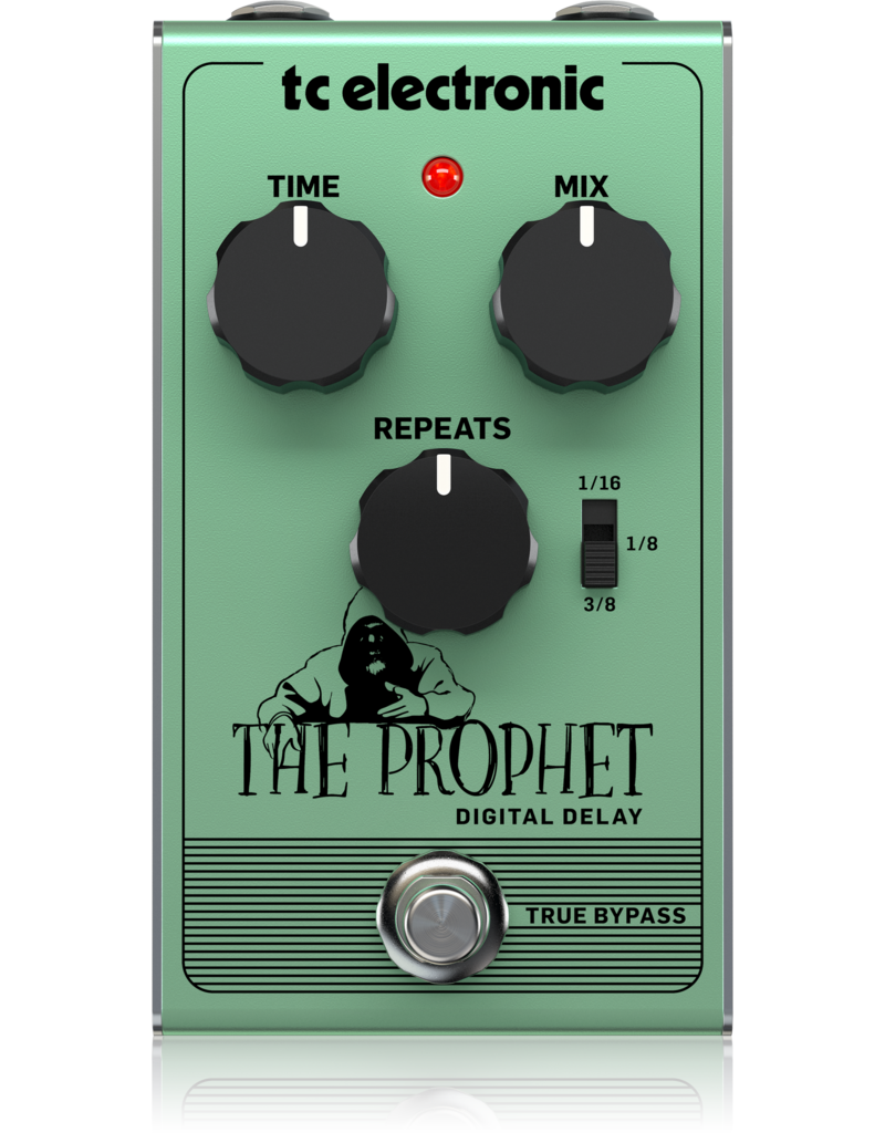 TC-Electronic THE PROPHET DIGITAL DELAY - Stompbox