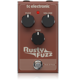 TC-Electronic RUSTY FUZZ