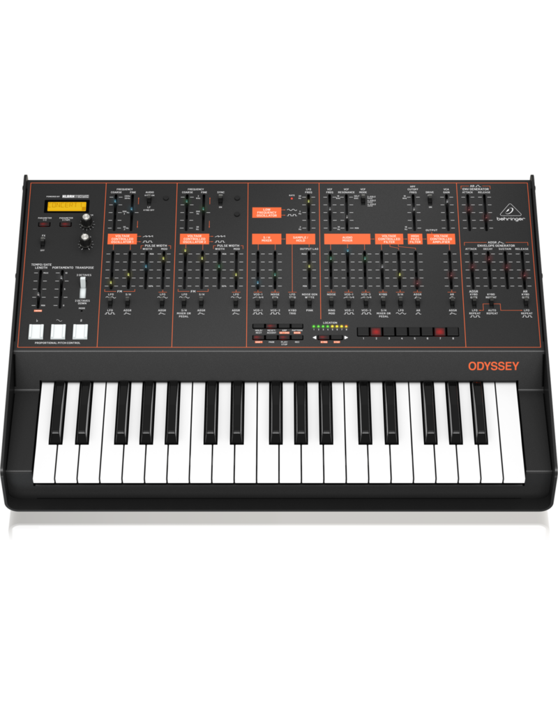 Behringer ODYSSEY - Synthesizer