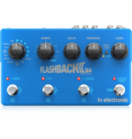 TC-Electronic FLASHBACK 2 X4 DELAY