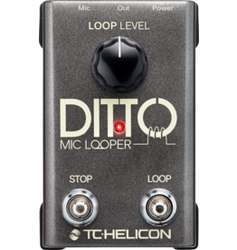 TC-Electronic DITTO MIC LOOPER