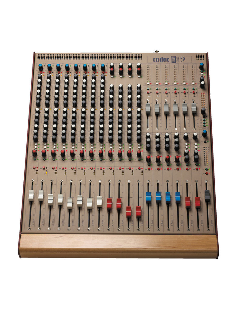 Cadac LIVE1 1642 - Analog Mixing console