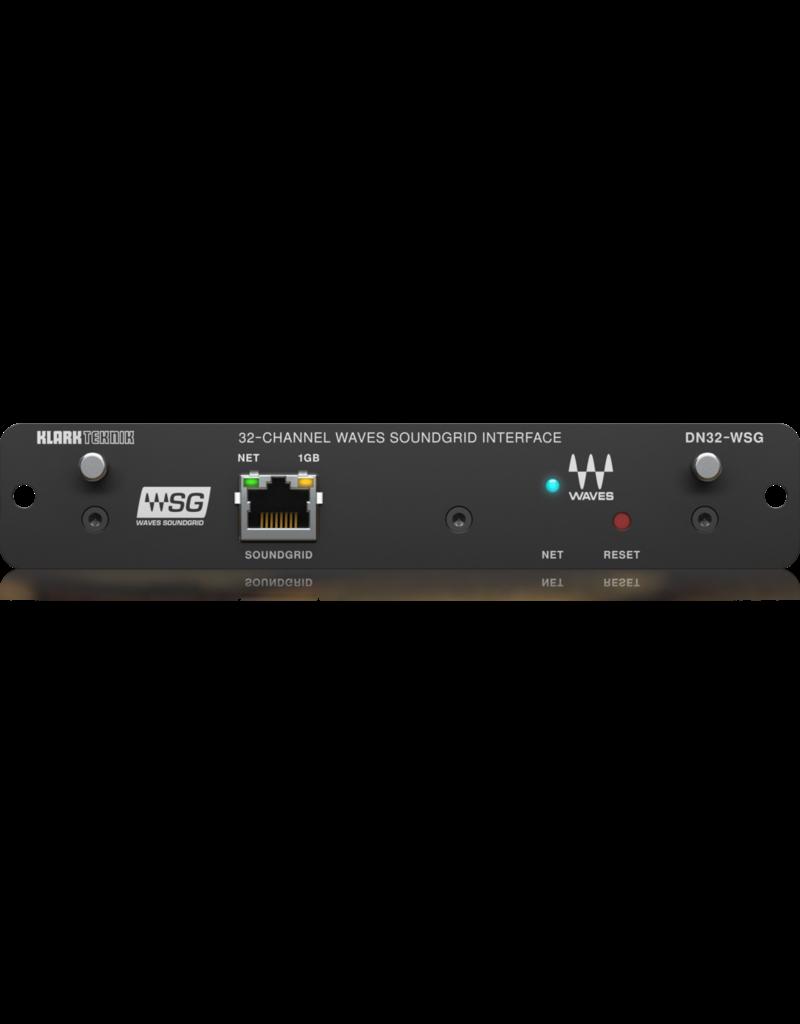 Klark Teknik DN32-WSG - Erweiterungskarte