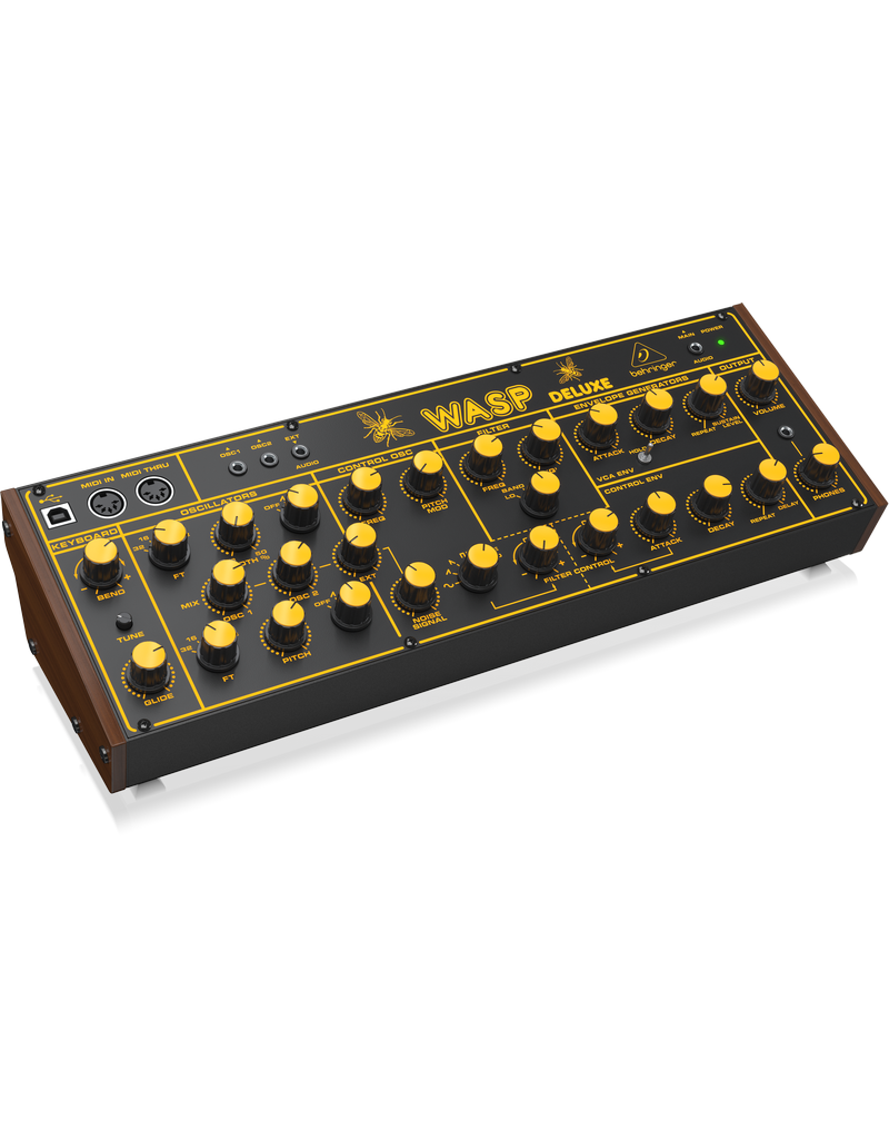 Behringer WASP DELUXE - Analog Synthesizer