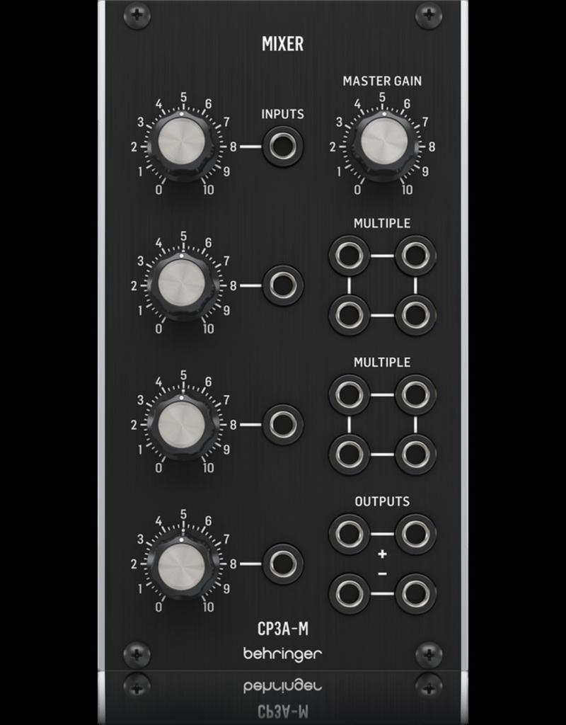 Behringer CP3A-M MIXER - Module