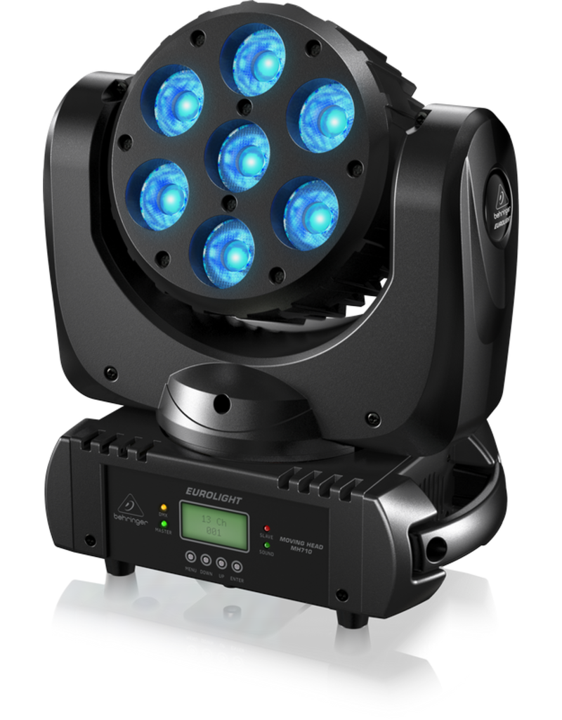 Behringer Moving Head Mh710 The Audio
