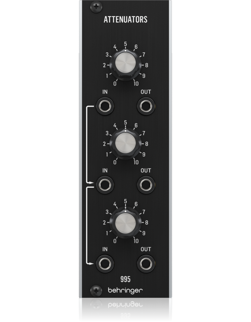 Behringer 995 ATTENUATORS - Module