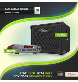 Bugera Bass Guitar Bundle 2