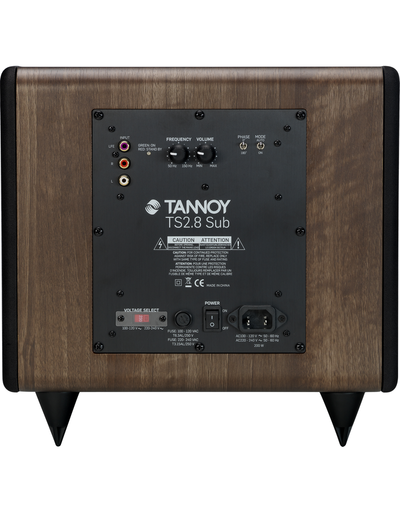 Tannoy TS2.8-WA Subwoofer