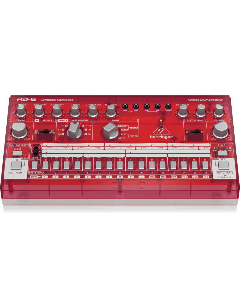 Behringer Behringer RD-6-SB Analog Drum Machine